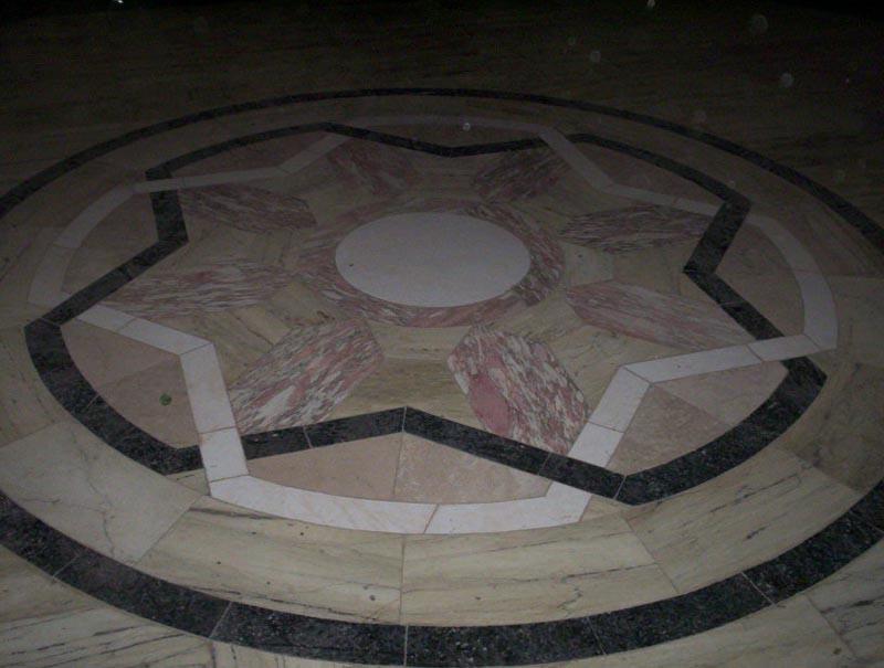 palace victory floor iran foyer 2005